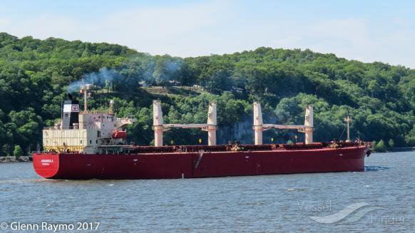 GoodBulk announces purchase of mv Admiral Schmidt