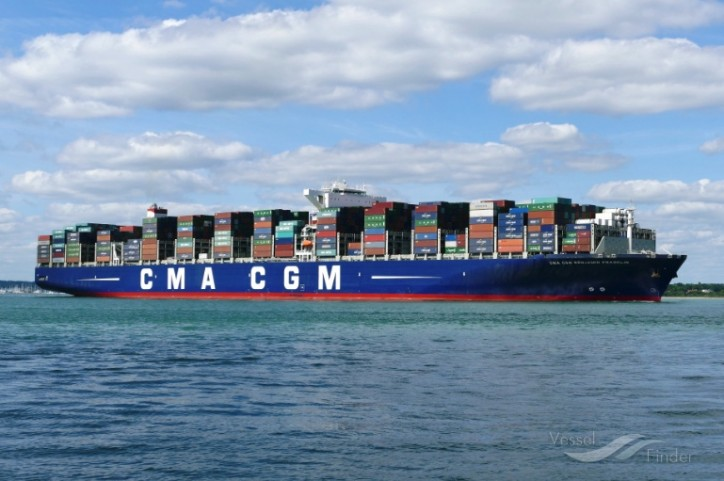 CMA CGM launches a second service between India, Middle East and Africa, the Midas 2