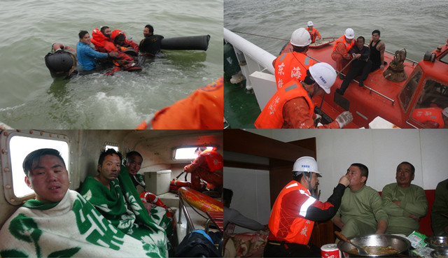 One Dead, Five Missing After Cargo Ship Sinks off Qingdao