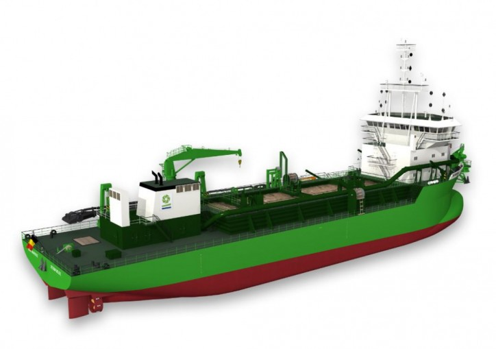 DEME Places Order For Two New Eco-Friendly Dredgers