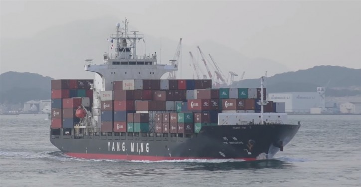 Yang Ming Orders Ten 2,800 TEU Containerships