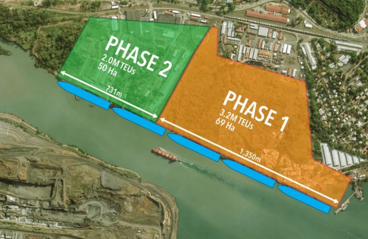 Eleven Port Giants Want to Bid for Panama's Port of Corozal