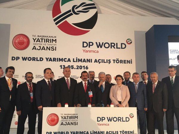 DP World Yarimca Opens For Business