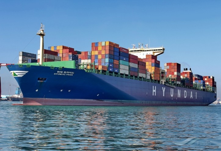Hyundai Merchant Marine reached over 10,000 TEU in terms of volume of its US Premium Service