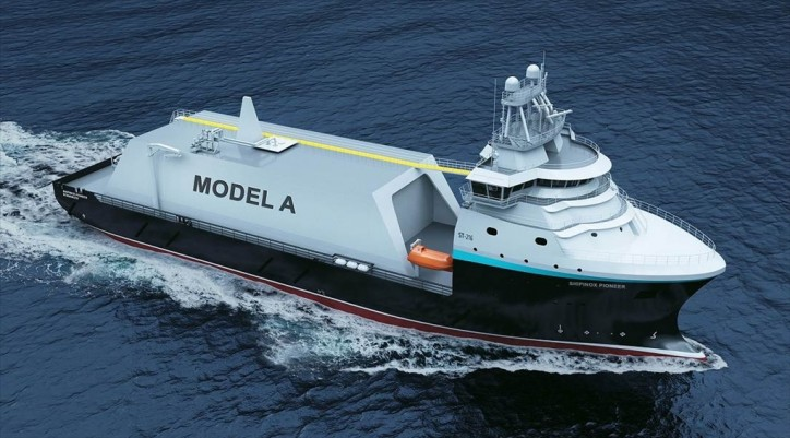 DNV GL awards ShipInox first AiP for OSV based LNG bunker vessel design