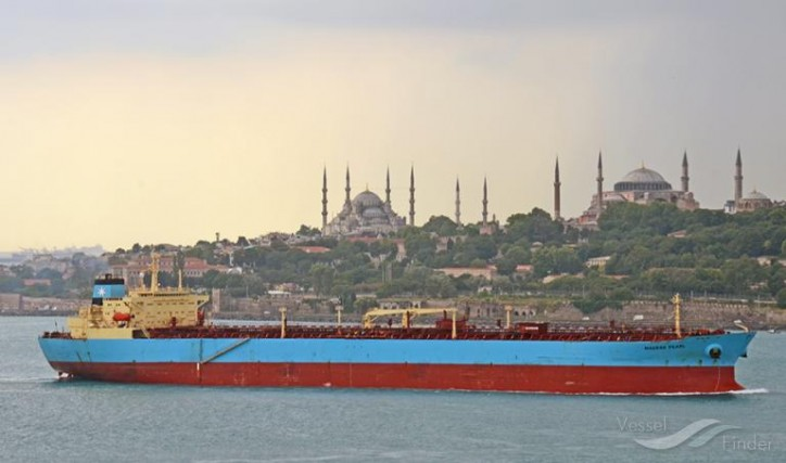 Maersk Tankers to install scrubbers on selected vessels