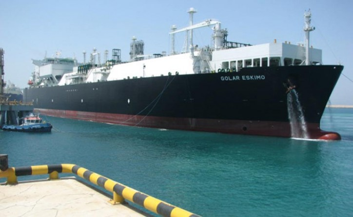 First sold Qatargas LNG cargo to the Kingdom of Jordan for terminal commissioning