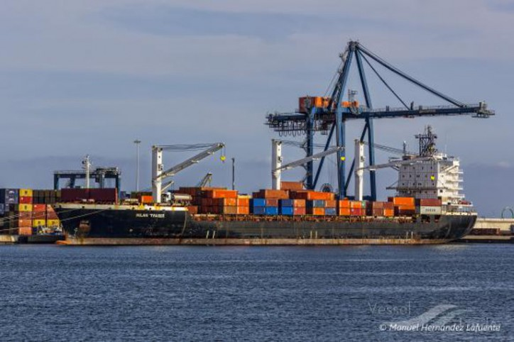 CMA CGM Launches new service - EURAF 6