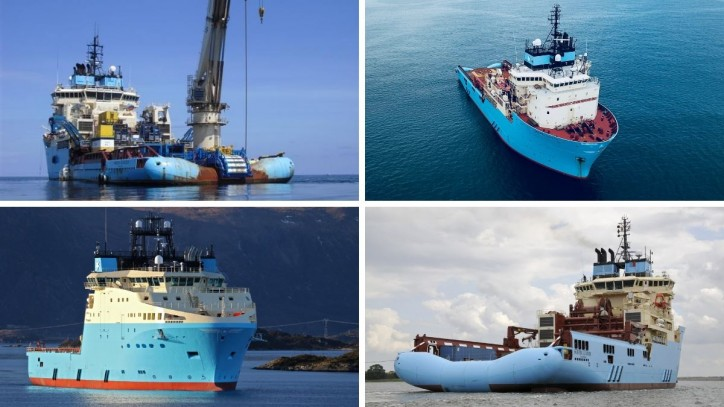 Maersk Supply Service Awarded Major FPSO Mooring Project