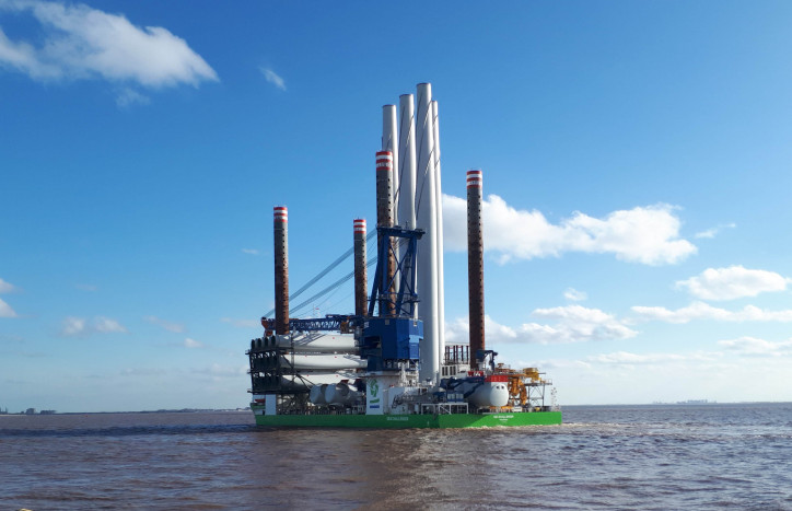 Turbine installation completed at Hornsea One offshore wind farm