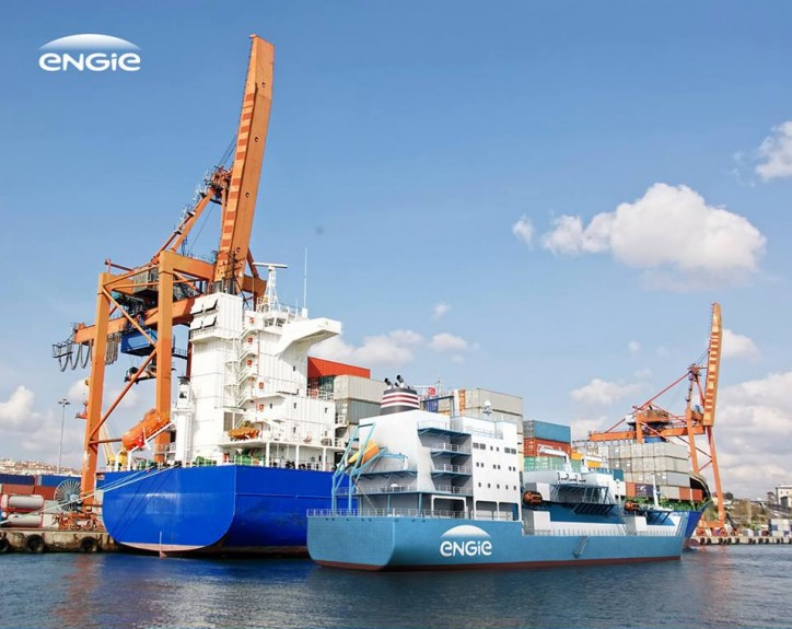 Wärtsilä's cooperation with ENGIE aims at developing small scale LNG markets