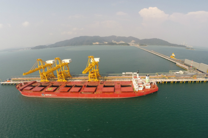 Vale concludes the sale of two very large ore carriers to Bocomm