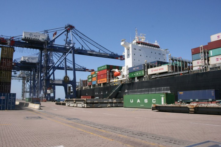 Wan Hai Shipping Line Returns to Aqaba Container Terminal after many years