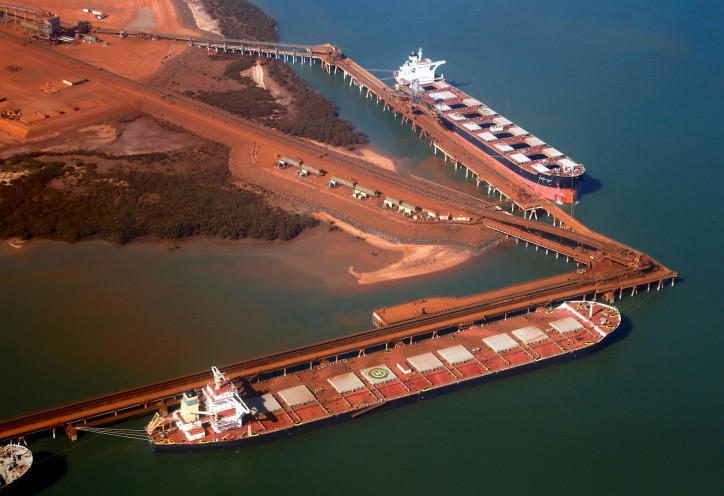 From China to the world: iron ore producers and carriers to benefit from One Belt One Road