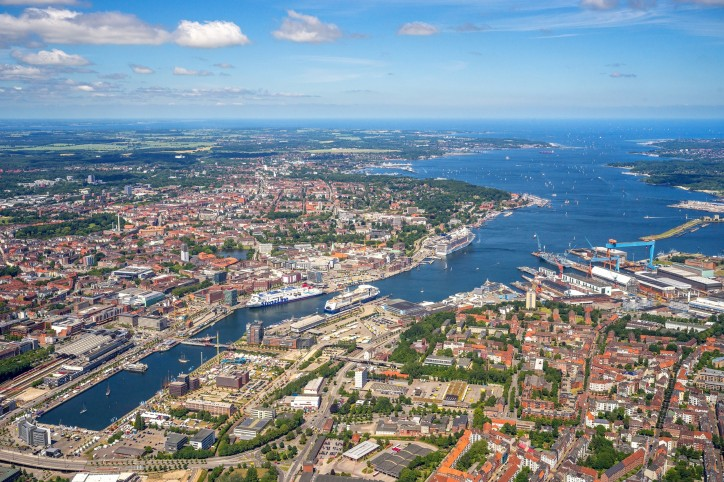 PORT OF KIEL presents annual results 2018