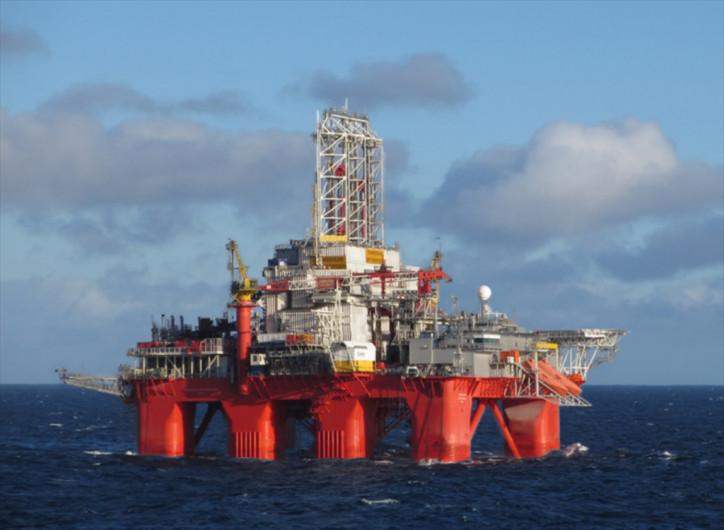Transocean Ltd. Announces World's First Hybrid Floating Drilling Unit