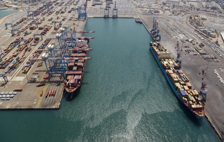 Ashdod port fined for marine pollution