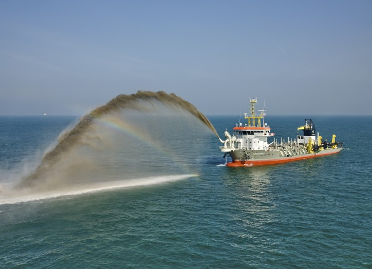 Boskalis acquires market leader in German dredging sector