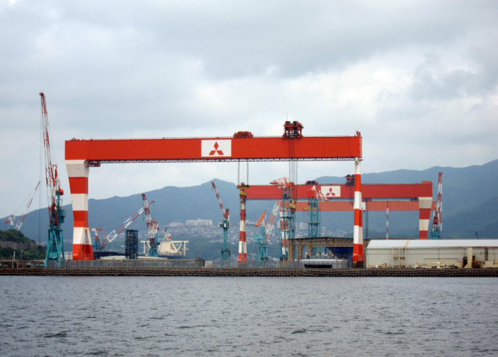 Mitsubishi Shipbuilding Receives Order for Two Large Ferries from Shin Nihonkai Ferry