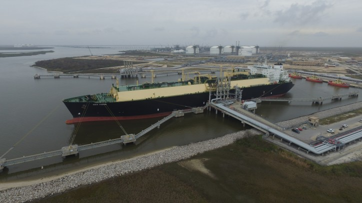 Cheniere Energy Celebrates 100th LNG Cargo