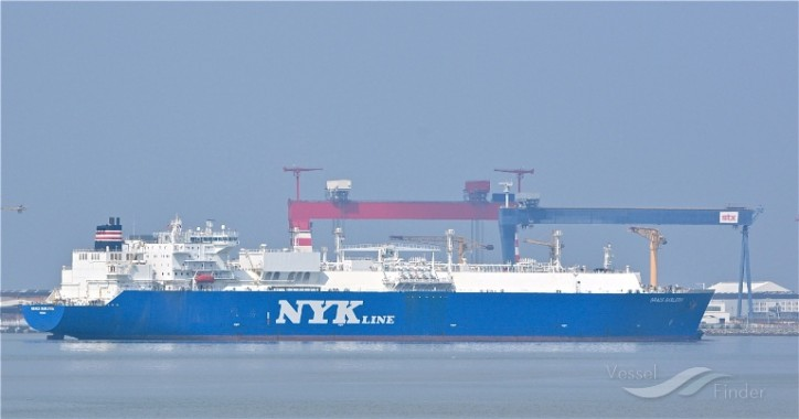 NYK Concludes Charter Agreement for LNG Carrier with Total