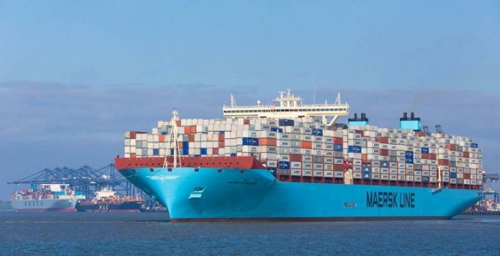 Denmark's Maersk Line cuts West Central Asia-Europe capacity by 16%