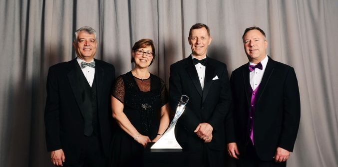 Höegh Autoliners recognised by General Motors as a 2016 Supplier of the Year Winner