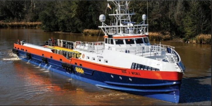 SEACOR Marine Unveils New Fleet of Fast Support Vessels