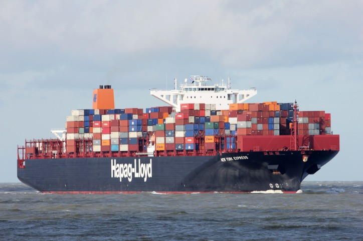 Hapag-Lloyd in Merger Talks with UASC