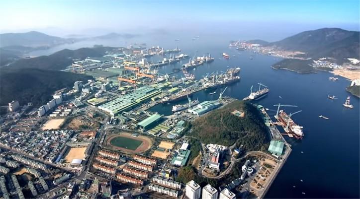 Samsung Heavy wins US$185 mln LNG ship order