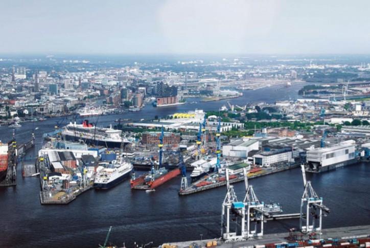 Luerssen acquires German shipyard Blohm+Voss