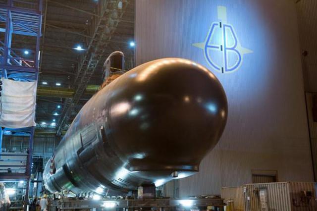 U.S. First Lady to christen Navy's newest submarine Illinois on Saturday
