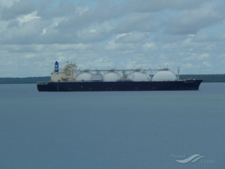 MOL LNG Carrier Rescues Castaway