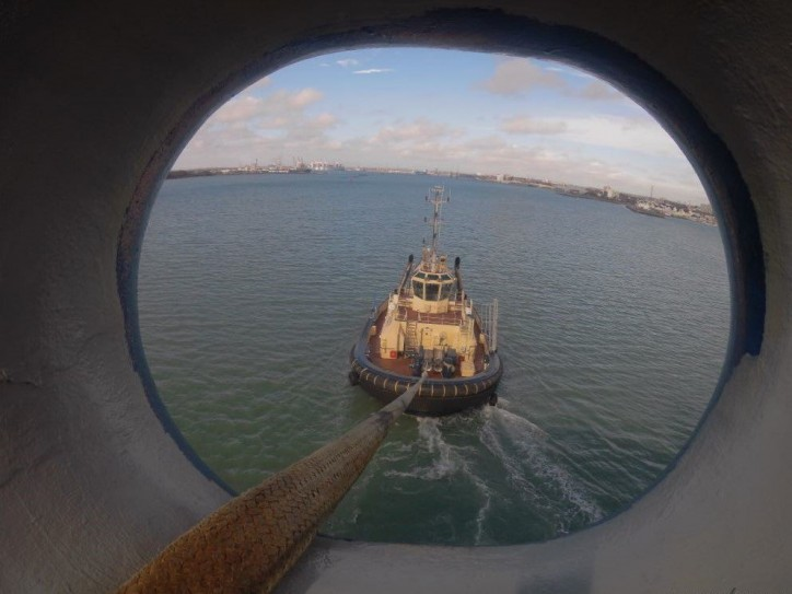 ESSAR Extends Engagement With Svitzer in Liverpool