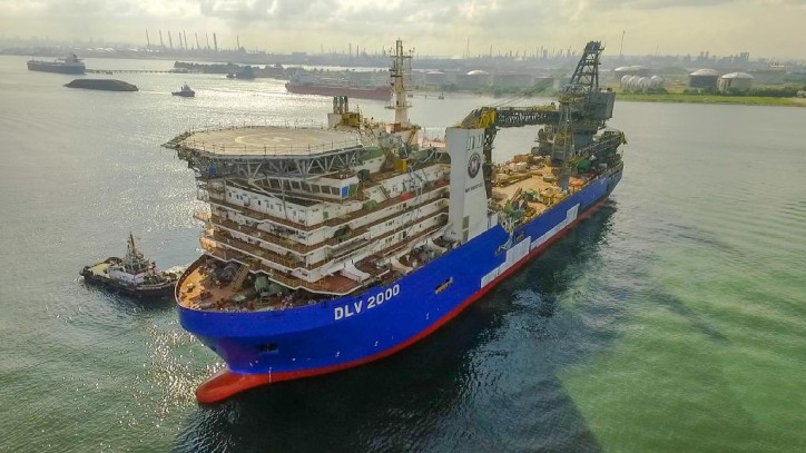Keppel Singmarine to deliver high-specification derrick lay vessel to McDermott