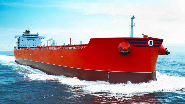 Klaveness Combination Carriers ASA: Delivery of CLEANBU vessel MV Barracuda