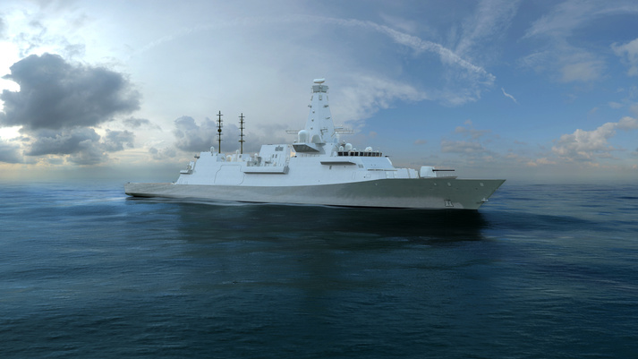 BAE Systems hands out more Type 26 supply contracts