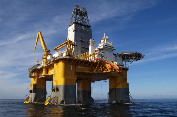 Production drilling started on Johan Sverdrup (Video)