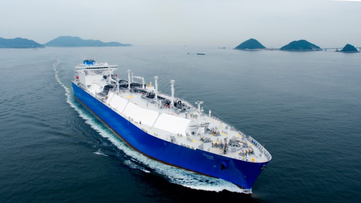 Sovcomflot's gas fleet celebrates its first decade