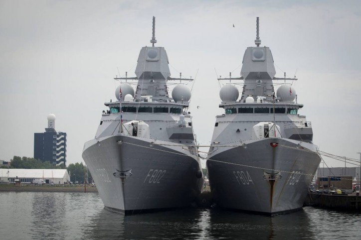 Goltens Wins Contracts To Retrofit Ten Royal Netherlands Naval Ships With Optimarin BWT Systems