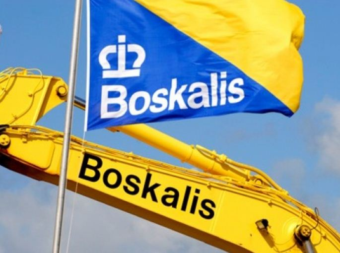 Boskalis to Shed 650 Jobs and 24 Vessels