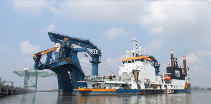 Dredging contract in Bali awarded to Van Oord