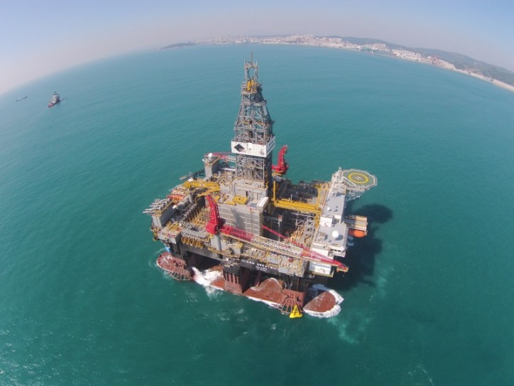 ISDS first for DNV GL classed Ocean Greatwhite - world's largest semi-submersible