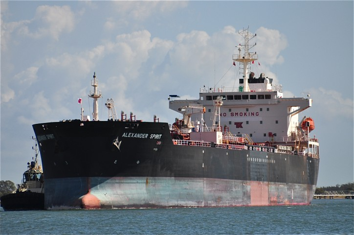 Crew refuse to sail Teekay oil tanker in protest. alexander spirit