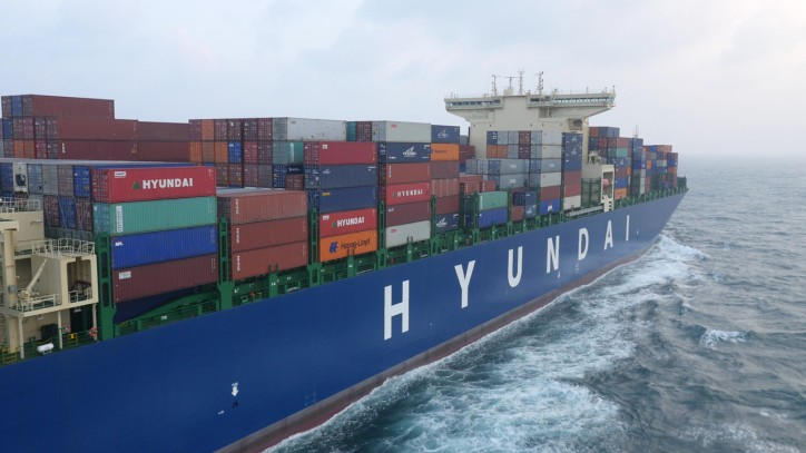 Hyundai Merchant Marine to order eco-friendly mega containerships
