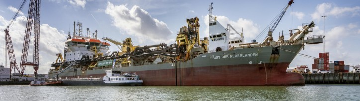 Boskalis to reduce CO2 emissions by using sustainable biofuel on Borssele renewable energy project