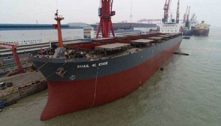 S'hail Shipping signs deals to purchase two modern dry bulk carriers worth nearly QR75mn