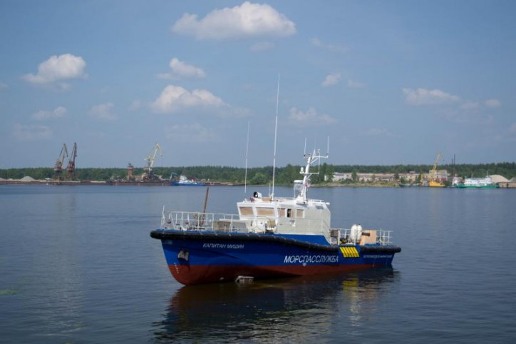 Scania engines start work on ships of A40 2B YAR project