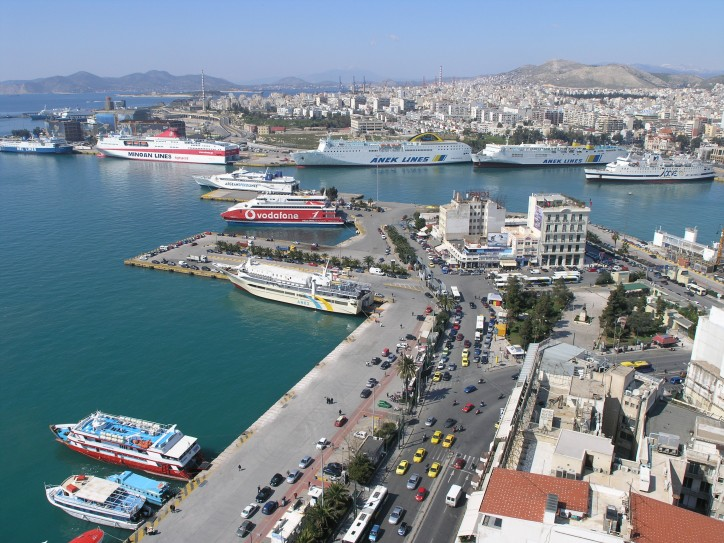 Cosco will Spend Up to $552m on Piraeus Terminal