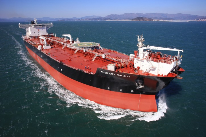 Teekay announces delivery of the third and final East Coast Canada shuttle tanker - Dorset Spirit